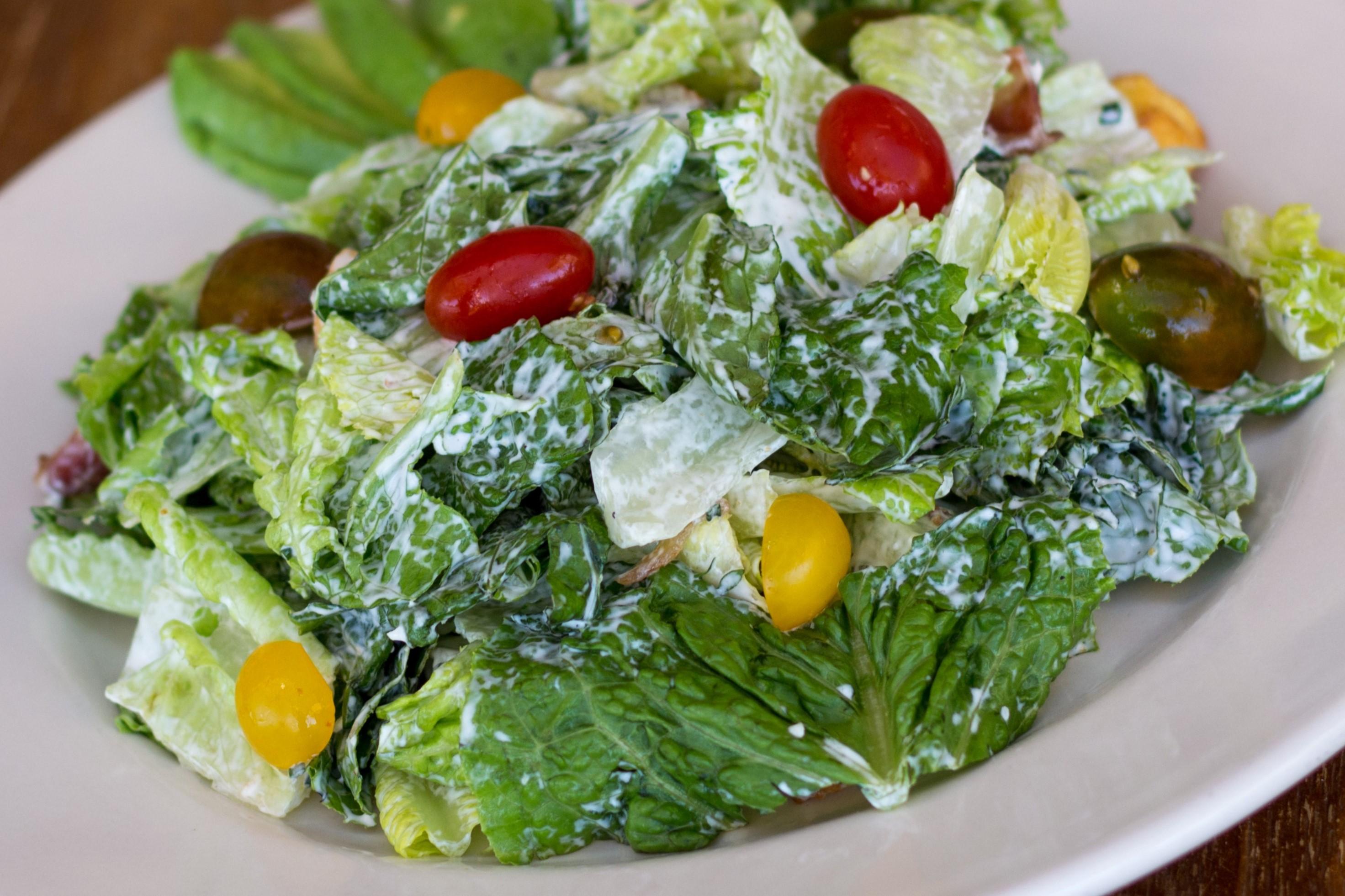 BLTA Chopped Salad