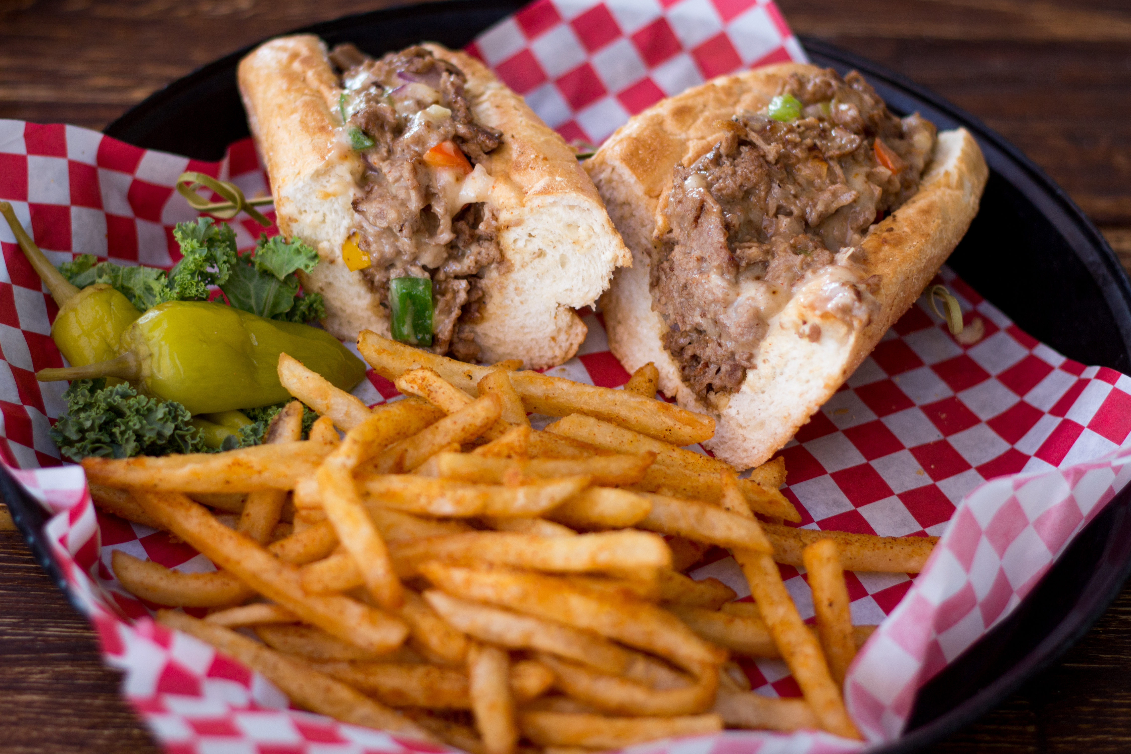 Philly Cheese (Steak)